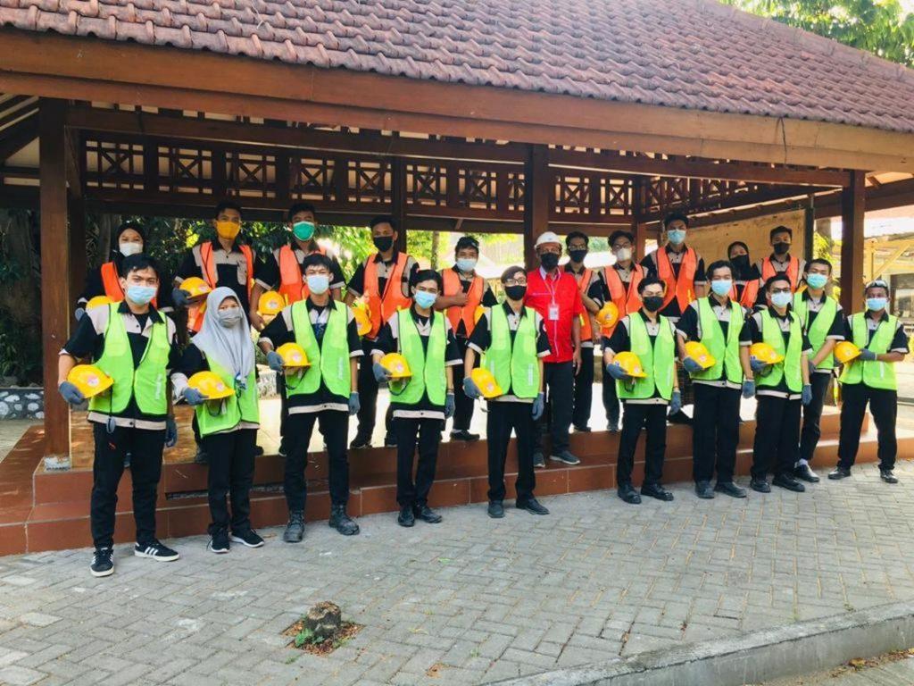 Uji Kompetensi Keahlian di SMKN 5 Surabaya